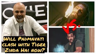 Will Padmavati clash with Tiger Zinda Hai now?