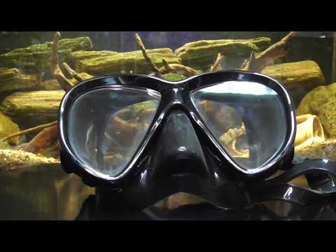 Маска для подводной охоты BS Diver RUBY Video #1