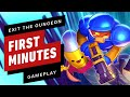 Exit the Gungeon: First 9 Minutes of Gameplay