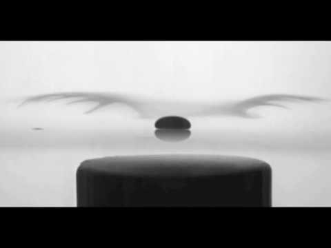 How To Use Magnets To Trap A Skittering Droplet Of Liquid Oxygen