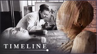 Mystery Of The Cocaine Mummies Ancient Egypt Documentary Timeline Video