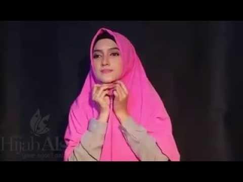 Video 0878-8025-3436|Tutorial Hijab Syari dari Hijab Alsa Terbaru