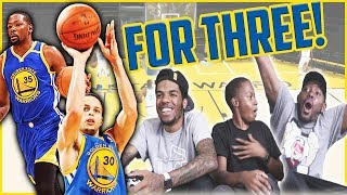 WHO'S THE BEST 3PT SHOOTER ON THE WARRIORS?! - MyTeam Battles Ep.5