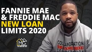 Fannie Mae, Freddie Mac will soon let borrowers take out mortgages over $500K in January 2020