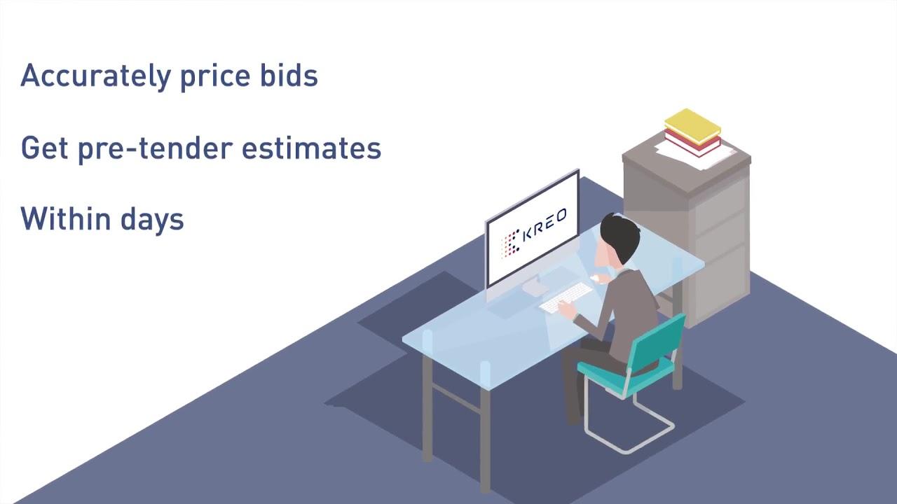 BIM-based Tendering & Bid Pricing