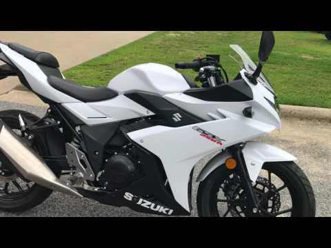 2018 Suzuki GSX250R in Greenville, North Carolina