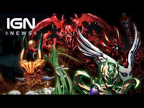 Shin Megami Tensei V Announced for Nintendo Switch - IGN News