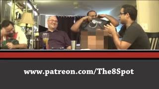 The 8 Spot is on Patreon