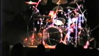 Obliviax - World of Fantasy + Drum Solo (Triumph Cover) (Hightstown Battle of the Bands-April 1986)