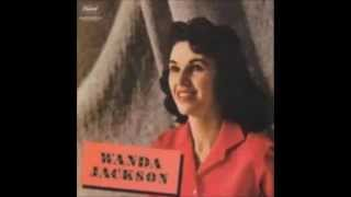 Wanda Jackson - Making Believe (1958).