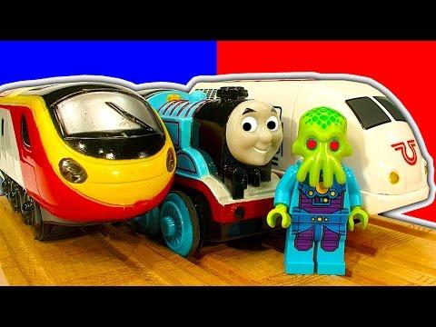 BRIO RC Train Vs KMart RC Train Wooden Railway Toys