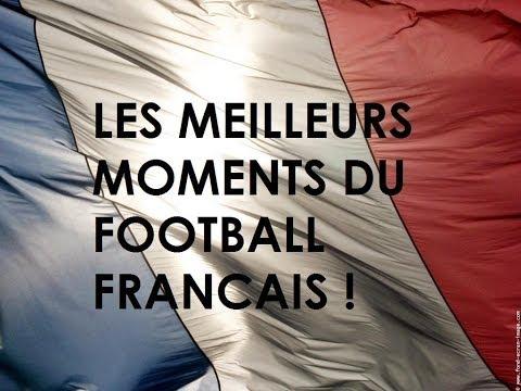 LES EMOTIONS DU FOOTBALL FRANCAIS