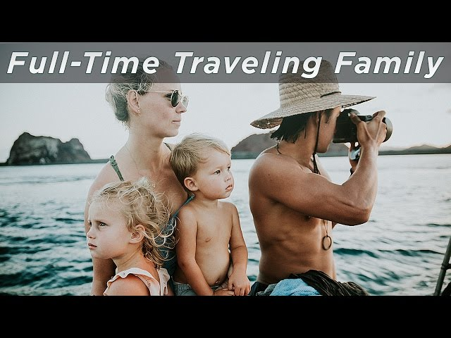 Full Time Traveling Family Introducing The Bucket List