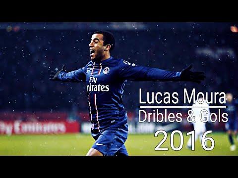 Lucas Moura Melhores Dribles & Gols 2016[HD]