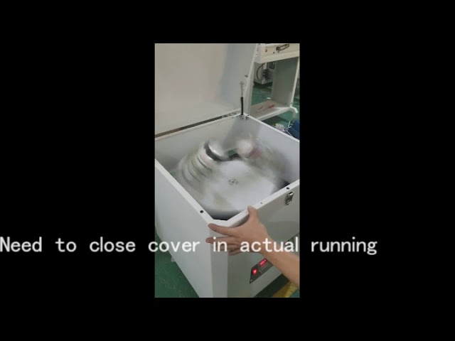 Silver paste mixing machine