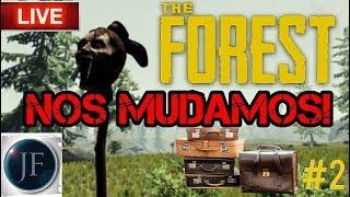 🔴 Directo de The Forest - Buscando un nuevo hogar #2