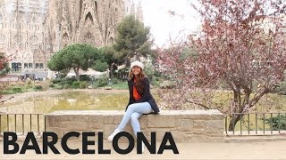Barcelona, Spain on a budget   Barcelona travel vlog