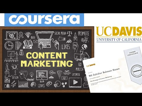 The Strategy of Content Marketing Course All Quiz & Assignment ...