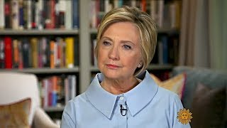 Clinton reflects on loss to Trump