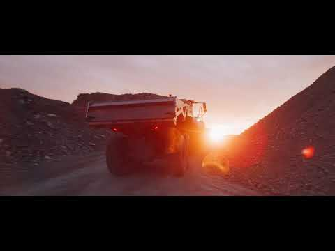 Liebherr – The new TA 230 Litronic articulated dump truck