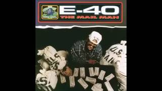 """Ballin' Out of Control"" (featuring Levitti)-E 40"