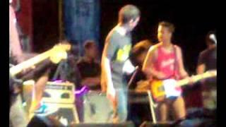 Chicosci Vampire Social Club - Chicosci (Live Tanduay 155 Tour 09 Dagupan)