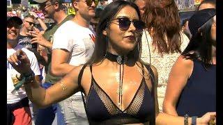 DJ Snake   Magenta Riddim + Michael Jackson   They Don't Care About Us [Salvatore Ganacci Live]