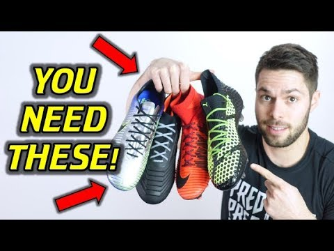 TOP 10 SOCCER CLEATS OF 2017 *YOU SHOULD BUY THESE!*