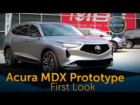 External Review Video 57xR3nJpVCs for Acura MDX Mid-Size Crossover (4th-gen)