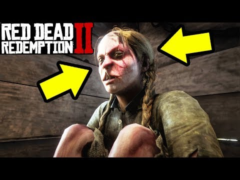 HOW TO ENTER THE SECRET OUT HOUSE in Red Dead Redemption 2!