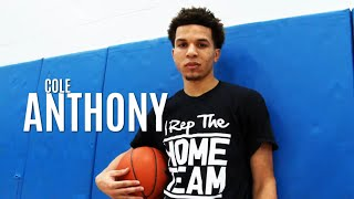 """Cole Anthony: Episode 1 """"Watch Me Work"""""""