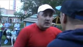 Популярное на youtube Россия! Популярное!  Трезвые дворы Красноярск предмостная!