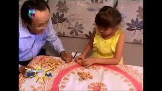 Кажик (игры в кости) - Тувинская национальная игра. Мастер класс для детей и родителей