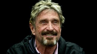 John McAfee Dead by Suicide in Spanish Prison
