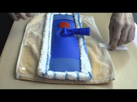 Cómo fabricar un recambio para la mopa