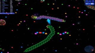 Y8 Space Snakes Walkthrough