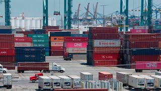 G20 Nations Issue Warning On US, China Trade War