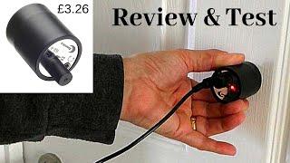Listen Hear through walls.  Spy microphone gadget equipment.