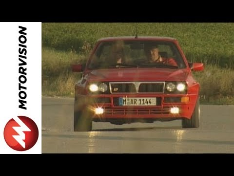 Lancia Delta Integrale Car Review Video
