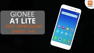 finest selection 0c923 58a0a Gionee A1 Lite