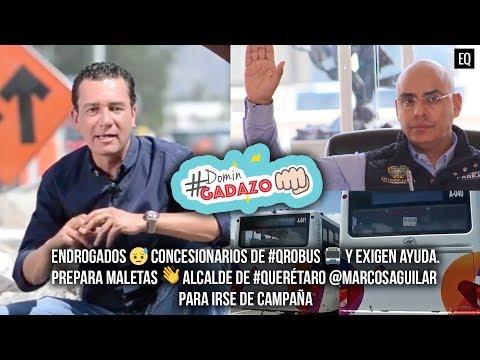 Endrogados 😓 concesionarios de #QroBus 🚍Prepara maletas Alcalde 👋🏻  de #Querétaro @MarcosAguilar