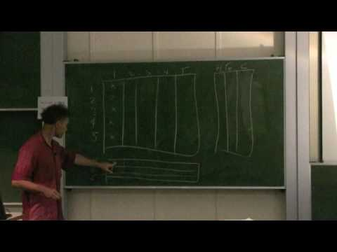 Manfred Lenzen - Lecture 2 Part 1 input-output tables
