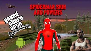 mod skin spiderman gta sa android - 免费在线视频最佳电影电视节目