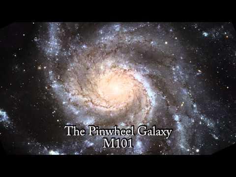 M101: The Pinwheel Galaxy- David Rives