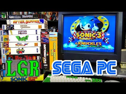 Download LGR - Sega PC Games: A Retrospective