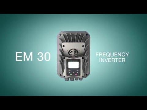 Przemiennik częstotliwości EURA EM30 - zdjęcie