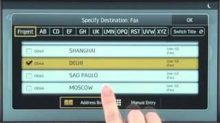 MP C3003 MP C3503 MP C4503 MP C5503 MP C6003 Quick Fax Function
