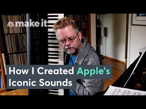 How Apple's Sounds were Created