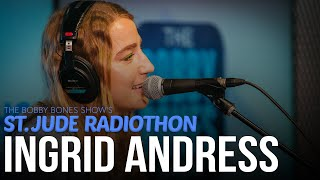 """Ingrid Andress Performs Acoustic Version Of """"More Hearts Than Mine"""""""