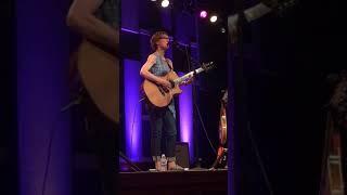 "Jonatha Brooke ""West Point"" live at World Cafe Live Philadelphia 6-21-2018"